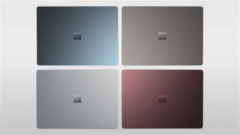 color laptop which color surface laptop should you buy windows central