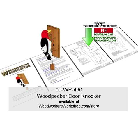 door knocker template 05 wp 490 woodpecker door knocker downloadable scrollsaw