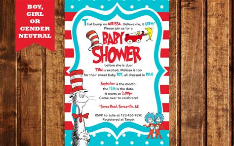 Cat In The Hat Baby Shower Ideas by The Best Themes For A Baby Shower Baby Ideas