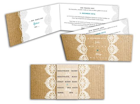 Hochzeitseinladungen Selbst Gestalten Vintage by Spitzen Bord 252 Re Vintage Hochzeitseinladung