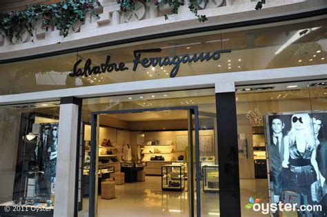 Salfator Ferragamo 3287 hotels with the best on site shopping oyster