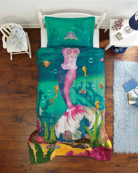 mermaid twin bedding mermaid twin bedding bedspreads