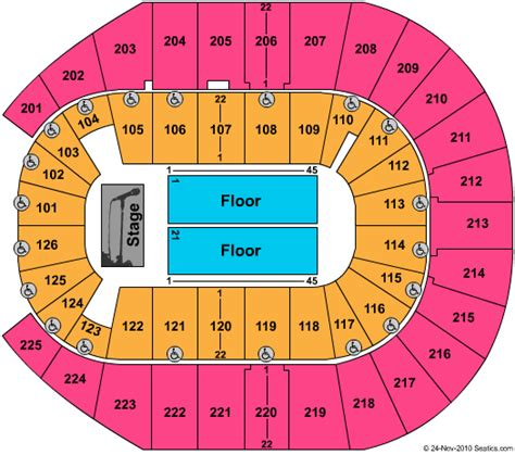 verizon center floor plan verizon center seating chart taylor swift
