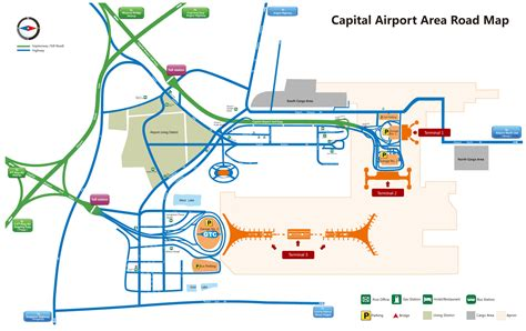 airport map beijing international airport map beijng airport layout map