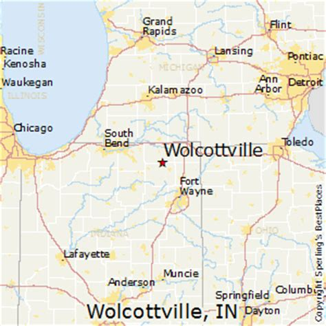 best places to live in wolcottville, indiana