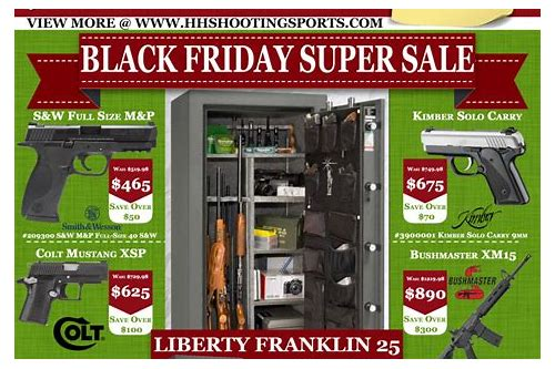 shotgun deals black friday 2018