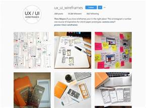 design inspiration hashtags 10 instagram accounts for ui ux design inspiration