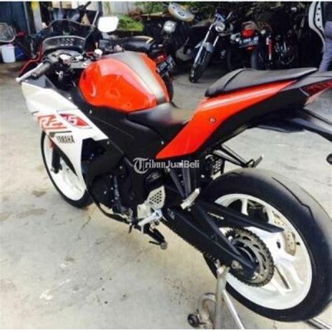 warna tahun 2015 yamaha r25 warna merah putih tahun 2015 plat d modifikai