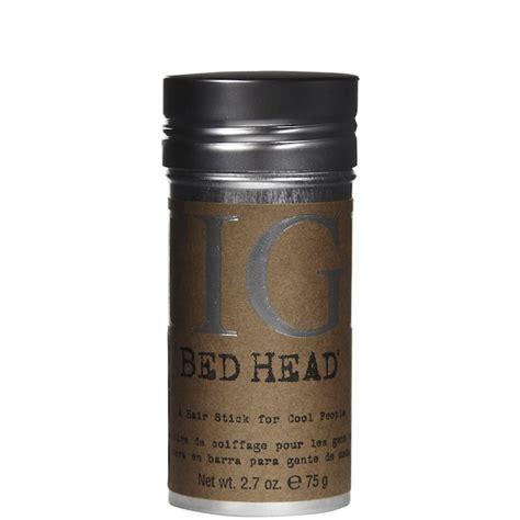 bed head stick les 3 produits que j utilise pour arranger ma belle gueule victimdelamode com