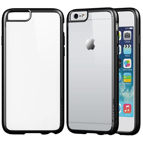 iphone 6 cases luvvitt clearview for iphone 6 plus cover for iphone 6s plus clear ebay