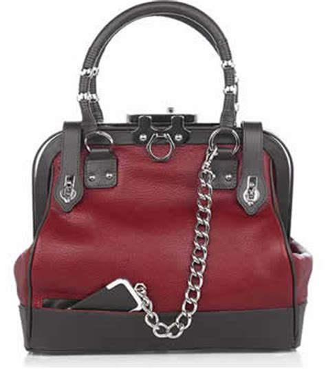 Log In To Win Fabsugars Zac Posen Handbag Giveaway by Zac Posen Leather Handbag Purseblog