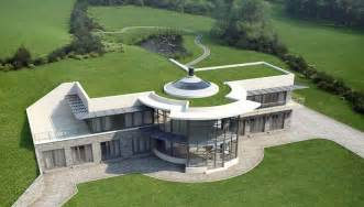 eco friendly house kay associates architects isle of man eco house