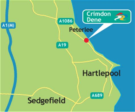 Crimdon Dene Holiday Park   Hartlepool   Durham   TS27 4BN   Campsites / Caravans / Resorts