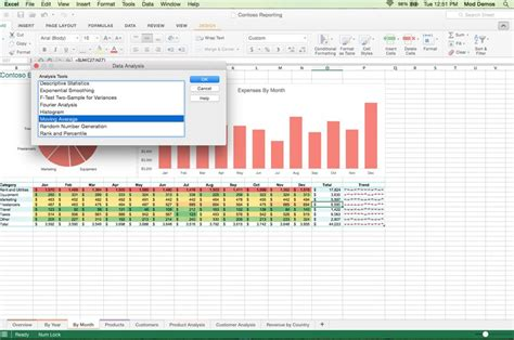 statistical analysis microsoft excel 2016 books microsoft office 2016 for mac preview screenshot gallery