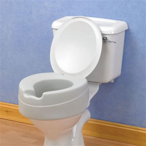 comfortable toilet seats comfortable foam raised toilet seat with plastic lid