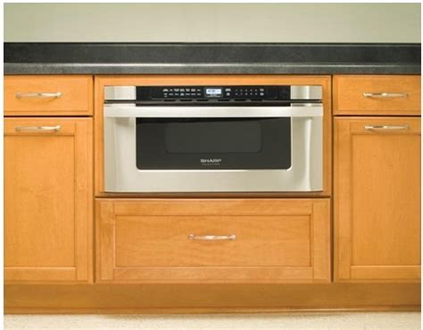 Sharp Easy Open Microwave Drawer by Kb 6525ps Sharp 30 Quot Easy Open Microwave Drawer Stainless