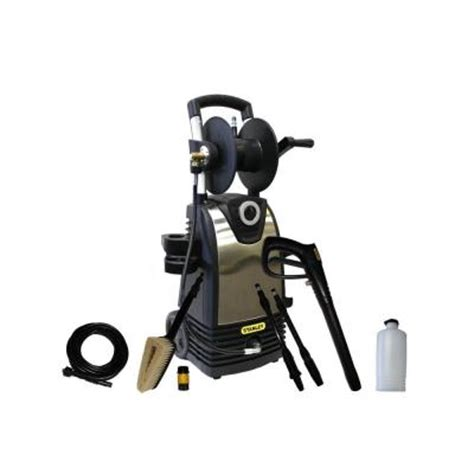 stanley  psi  gpm electric pressure washer