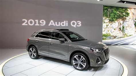 Audi Q3 S Line 2020 by 2019 Audi Q3 Preview