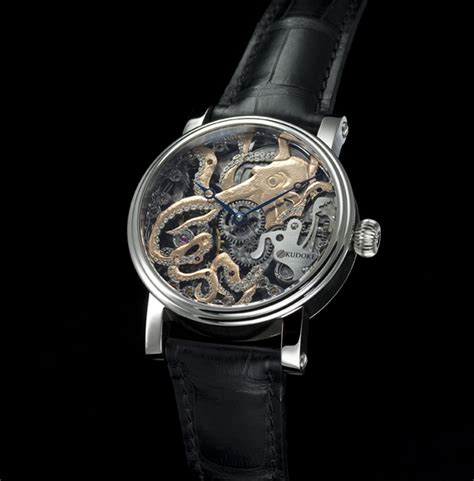 Handmade Watches For - kudoktopus kudoke the master of skeleton watches
