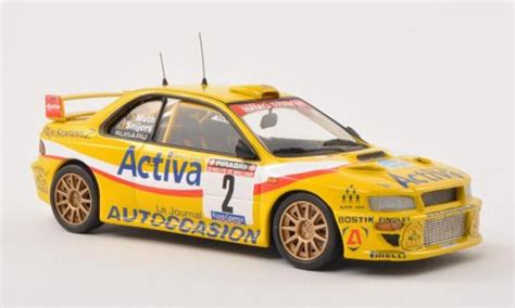Subaru Rally Auto Kaufen by Subaru Impreza Wrc2000 No 2 Rally De Wallonie 2003 Muth