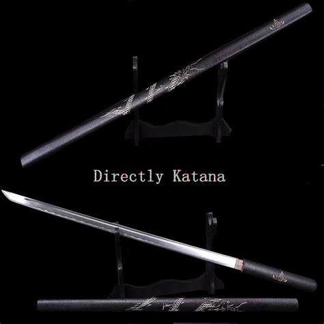 blade katana japanese sword katana sword blade sharp 1060 carbon