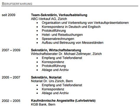 Lebenslauf Fur Schweizer Pass Lebenslauf Oder Cv