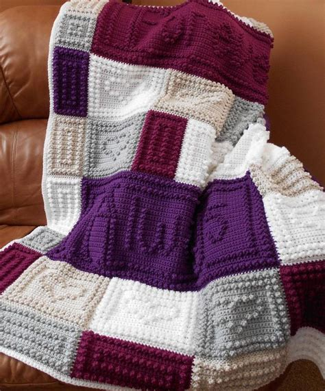 name blanket pattern forever pattern for crocheted blanket by