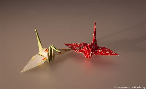 Origami Legend - interesting facts about cranes just facts