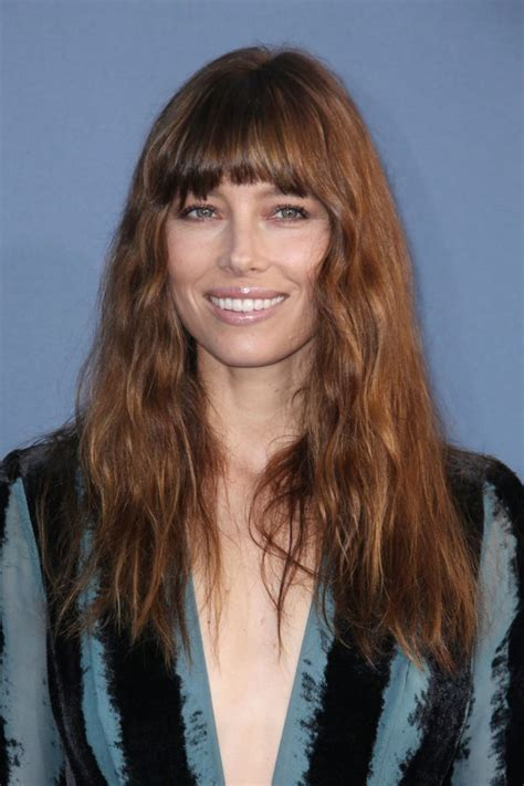 do fringes look tidy on older women fringes the best celebrity looks in every length and