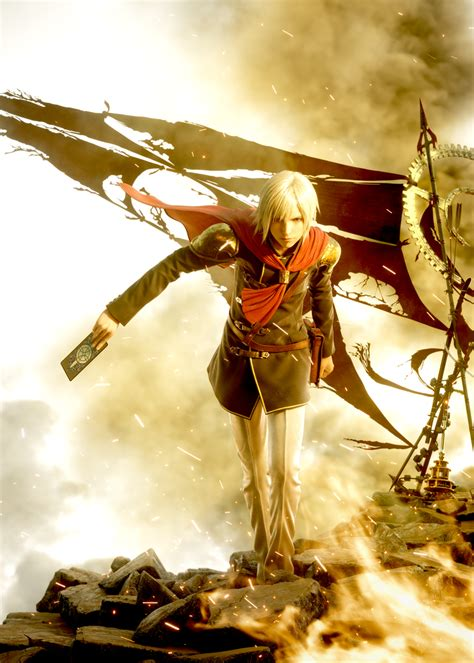 Type 0 Ps4 1 square enix announces march release date type 0 hd playstation 4 www