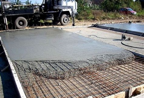How To Build A Concrete Foundation For A Shed by How To Build A Slab Foundation Or Repair The Pros And Cons