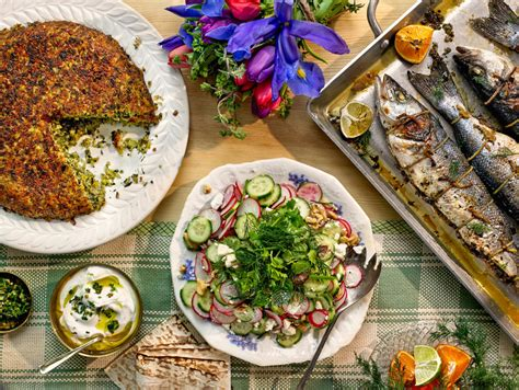 new year food the verdant food of iran entices at new year
