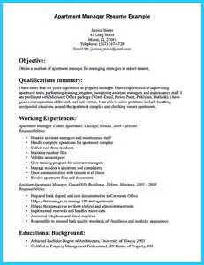 Apartment Assistant Manager Cover Letter by There Are Several Parts To Write Your Assistant Property Manager Resume Well All Of Them Are