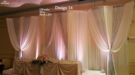 event drapery sanimar decor studio
