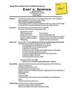resume resumes and on