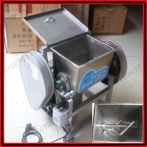 Mixer Elektrik aliexpress buy household commercial 7 5kg spiral wheat flour mixer dough mixing machine