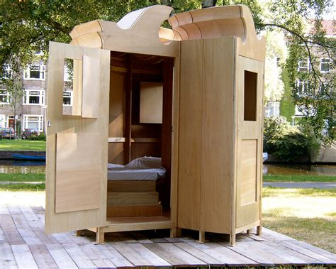 Kitchen Cabinet Jobs by Trendlet Clever And Bizarre Ideas For Urban Camping
