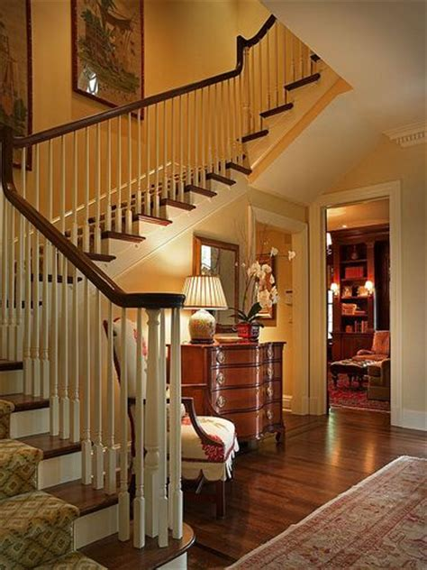 foyer stairs beautiful foyer catlin design entries hallways