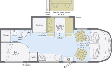 winnebago view floor plans winnebago rv floor plans gurus floor