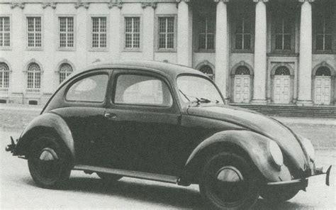 unknown jewish engineer  hitlers vaunted volkswagen beetle  times  israel