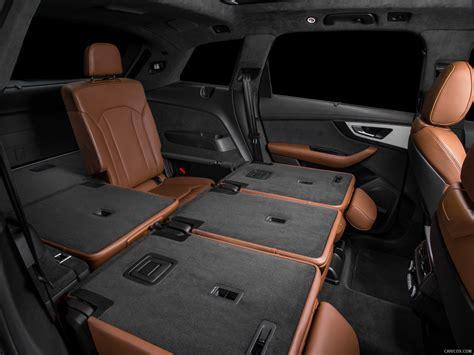 Audi Q 7 Interior 2016 Audi Q7 Three Row Seating Interior Wallpaper