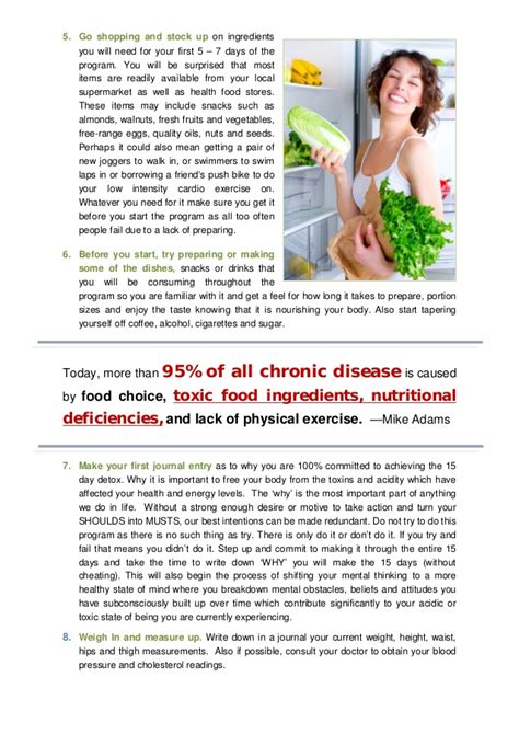 Best Detox Programme For Weight Loss by Detox Programs For Weight Loss