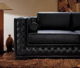 leather sofa sets black leather sofa set he 707 leather sofas