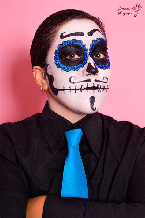 imagenes de halloween hombres maquillaje disfraces 6 catrina hombre especial halloween