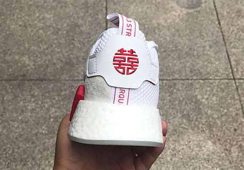 new year adidas 2018 adidas nmd r2 new year cny 2018 buy new sneakers