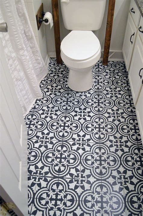 floor stencil patterns 203 best images about flooring ideas on