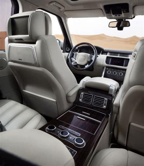 range rover vogue 2013 interior range rover vogue 2013 car information news reviews