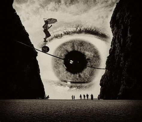 imagenes surrealistas ojos surrealista la aceituna balsera