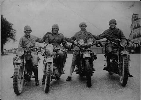Buy Motorrad Germany by Cool Their Motorbikes Vintage Pre War Photos