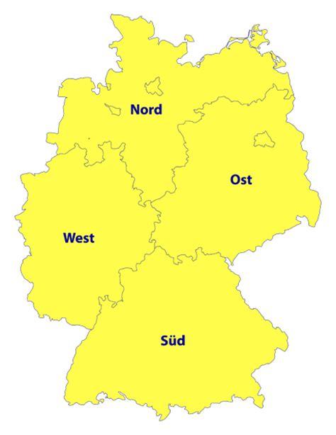 nord süd west ost st 252 tzpunkte deutschland nord ost west s 252 d wuko germany